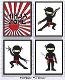 Ninja Posters