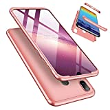 Samsung Galaxy M20 Case,Laixin 360° Full-Cover PC 3 in 1
