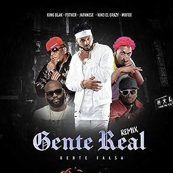 Gente Real Gente Falsa (feat. El Fother, Japanese, Kiko el Crazy & Mr Fox.)