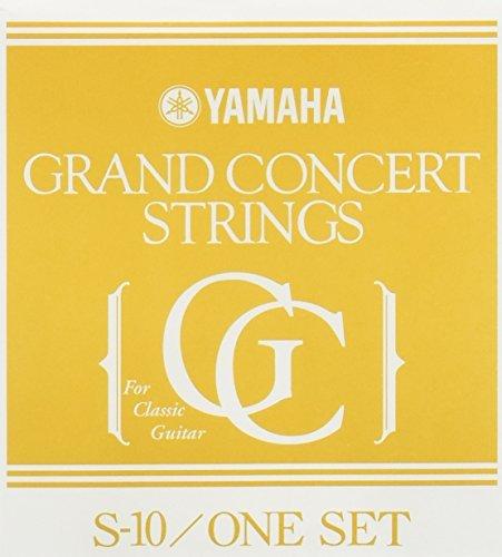 YAMAHA『グランドコンサート クラシックギター弦 S10』