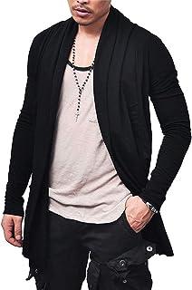Cardigan Blusa de Frio Sobretudo Masculino – Slim Fitness