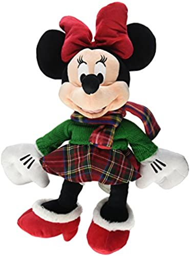Disney Share the Magic Minnie Mouse Holiday Plush- 17'' by Disney