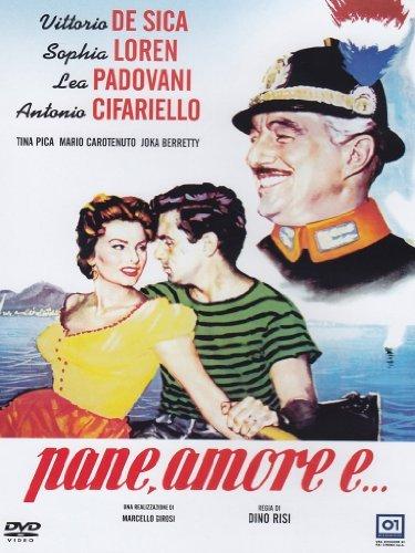 Pane Amore E [Italian Edition] by vittorio de sica