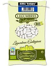Guillermo Alubias Blancas Judías Ecológicas BIO Gourmet Categoría Extra Saco 500gr