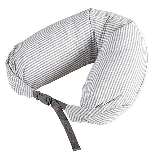 HOSD unprinted U-Shaped Neck Pillow Micro-Pillow