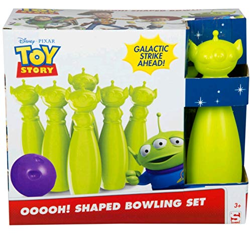 Sambro Disney Bowling-Set für Kinder, Mit Aliens aus Toy Story