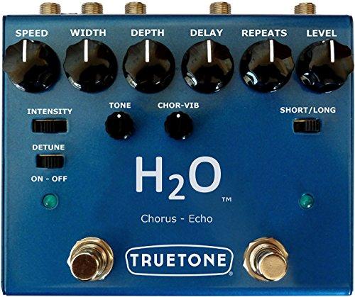Truetone V3H2O - V3 Series - Premium Chorus-Echo guitar pedal