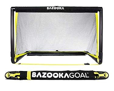 Portería Desmontable BazookaGoal de Marco Sólido – Arco de 1.20 por 0.75m