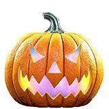 ハロウィン ジャックオーランタン ビックサイズ 大型 Halloween Jack-O-Lantern モーションセンサー付