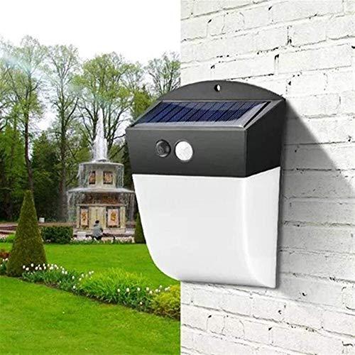 4.8W 24 LED Sonnenenergie-Bewegungs-Sensor-Wand Waterpoof Licht for Outdoor Street Hof Garten, Beleuchtung im Freien Licht-Sicherheits-Licht, geeignet for den Garten, F dljyy