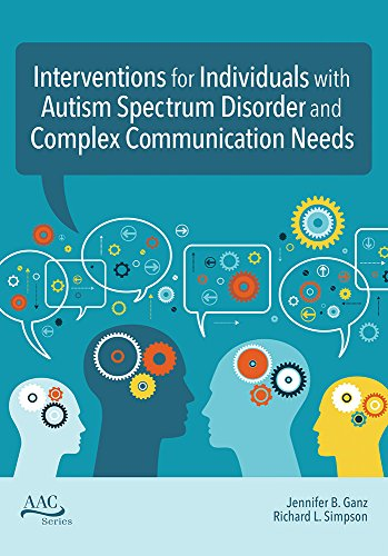 Interventions for Individuals with Autism Spectrum Disorder and Complex Communication Needs (AAC)