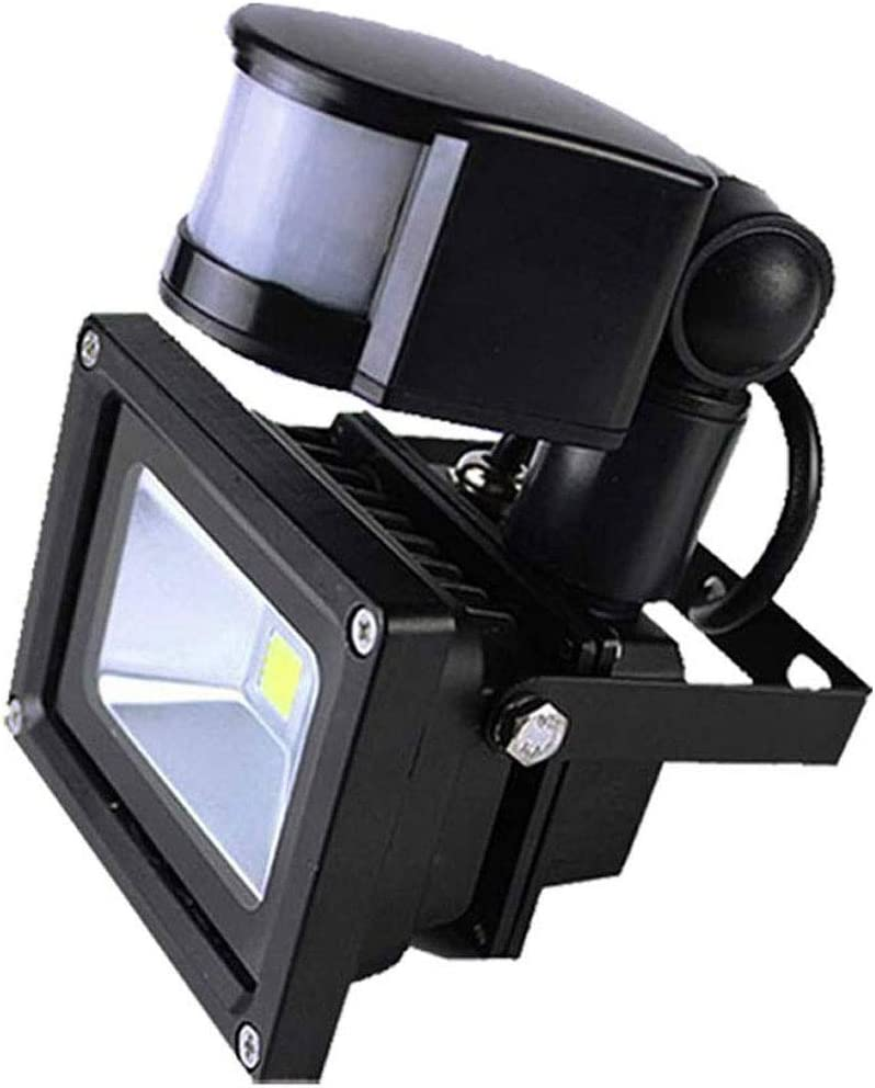 Motion Sensor Floodlight Sales Outdoor LED Max 78% OFF Lamp Induction Waterproof