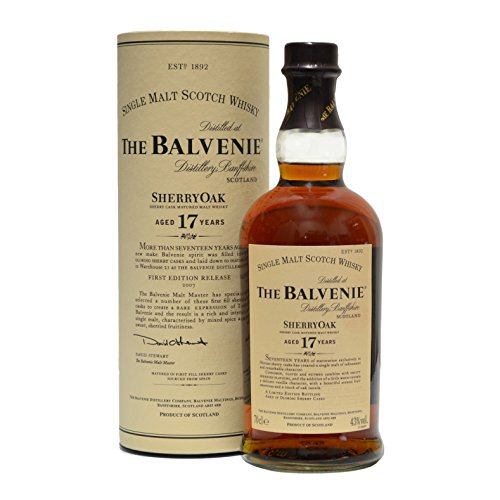Balvenie 17 years Sherry Oak