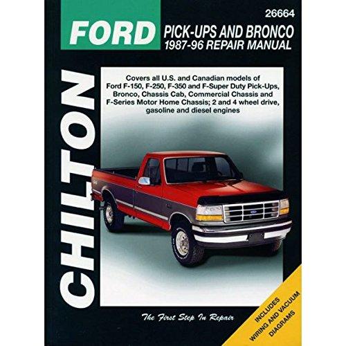ford f250 repair manual - 4
