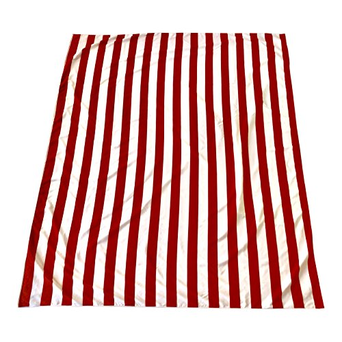 Microfiber Beach Blanket/Outdoor Picnic Blankets (64 x 76 inches) XL Beach Towel – Fits Two - Corner Anchor Pockets - Sand Free...