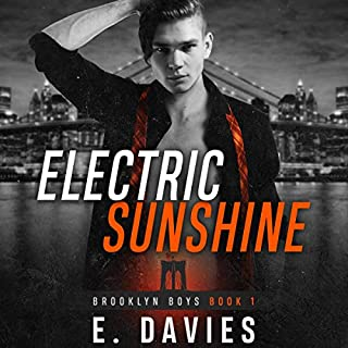 Electric Sunshine     Brooklyn Boys, Book 1              By:                                                                                                                                 E. Davies                               Narrated by:                                                                                                                                 Nick J. Russo                      Length: 8 hrs and 9 mins     61 ratings     Overall 4.4