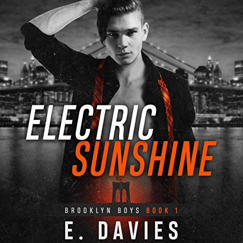 Electric Sunshine audiobook cover art