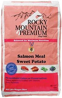 ロッキーマウンテンプレミアム サーモン&スイートポテト 全年齢犬対応用 15kg ブリーダーパック