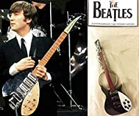 キーホルダー ギター Rickenbacker 325 Capri John Lennon The Beatles