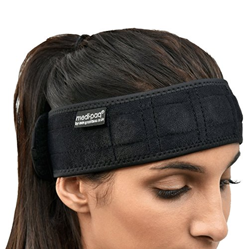 Medipaq Magnetic Headband - Quick Relief for Migraines and Headaches