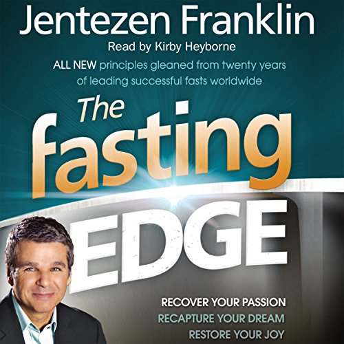 The Fasting Edge audiobook cover art