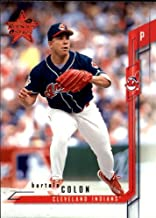 2001 Leaf Rookies and Stars Baseball Rookie Card #39 Bartolo Colon