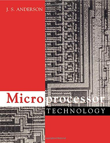 Compare Textbook Prices for Microprocessor Technology 1 Edition ISBN 9780750618397 by Anderson, J S