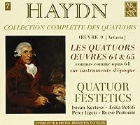 Quartets Oeuvres 64 & 65 Op