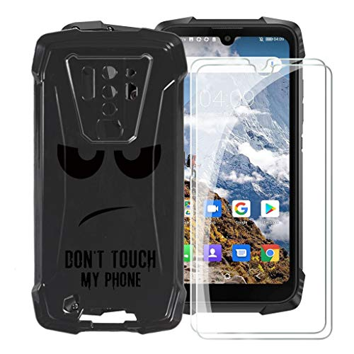KJYF Fundas para Blackview BV6900 Pro (5.84