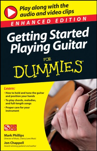 Getting Started Playing Guitar For Dummies, Enhanced Edition ...