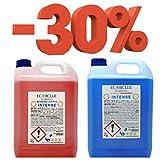 NOVITÀ!! ECOBOLLE - OFFERTA -30%: Detersivo per Lavatrice e Lavapavimenti Intense, Super Profumati e Concentrati 10KG