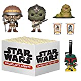 Funko Star Wars Smuggler's Bounty Box, Jabba's Skiff Theme, December 2018, Multicolor