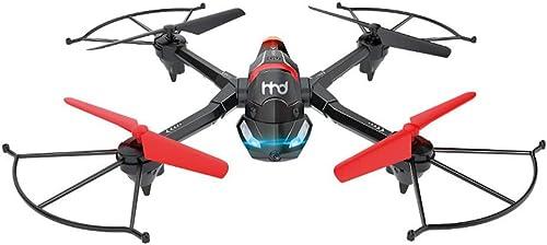 Jamisonme 3 In 1 Schlag Auto RC Tank Drohne mit Kamera 2,4 GHz Quadcopter Spielzeug Geschenke für Kinder Kamera