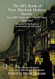 The MX Book of New Sherlock Holmes Stories Some More Untold Cases Part XXIV: 1895-1903