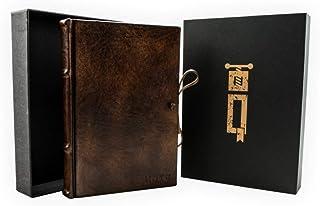 Quaderno Grande - Pelle | Collezione Narcissus - Legatoria Toscana