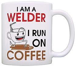 Coffee mug funny welder gift idea