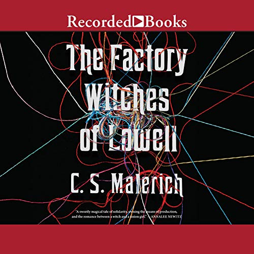 The Factory Witches of Lowell cover art