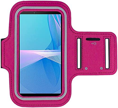 KP TECHNOLOGY Xperia 10 III - Funda para pulsera para Sony Xperia 10 III, color rosa