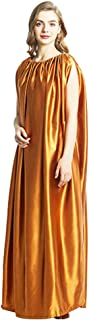 Yoni Steam Gown, Bath Robe, Yoni Steaming Herbs Gown, Home Spa Fumigation Bathrobe Cloak, 5 Feet Foldable Sleeveless Sweat Steamer Cape, Artificial Silk, Full Body Covering