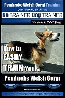 Best pembroke corgi training Reviews