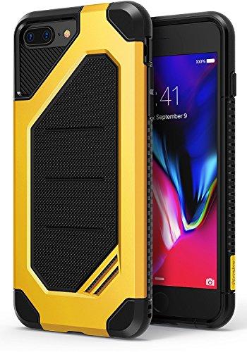 Custodia Apple iPhone 7 Plus/iPhone 8 Plus, Ringke [MAX] Avanzata Dual Layer Heavy Duty Protection [Tecnologia di Assorbimento degli Urti] - Elegante e Resistente - Bumblebee