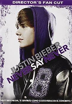 Justin Bieber  Never Say Never  Import Movie   European Format - Zone 2   2011  Justin Bieber  Usher Raymon
