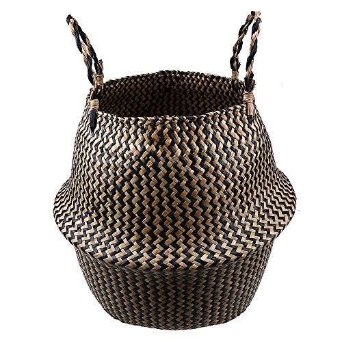 des carillons Sumnacon Lot de 4 crochets muraux pour suspendre un abat-jour des mangeoires /à oiseaux des lanternes Marron