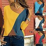 Zoom IMG-2 yidarton donne casual t shirt