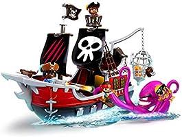 Pinypon Action - Barco Pirata Ataque al Kraken