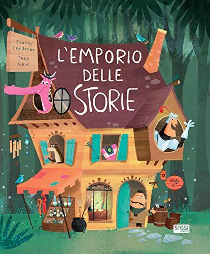 L'emporio delle storie. Ediz. a colori