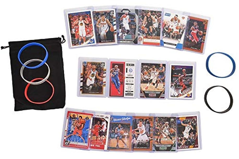 Basketball Cards: Curry, Lebron, Joel Embiid, Kyrie, Kristaps Porzingis, Carmelo, Cousins, Klay, Devin Booker, Griffin, DeRozan, John Wall, Chris Paul, Oladipo, Love, Isaiah Thomas 16 Card Gift Bundle