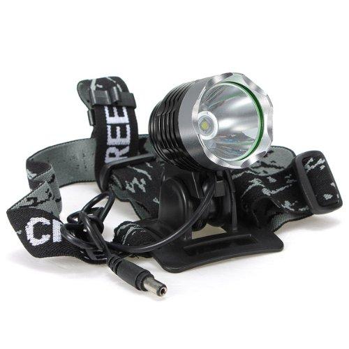 mondpalast @ uno 1X CREE XM-L XML T6 LED Foco delantero Faro delantero 2000 Lum SET Para bicicleta de acampar bicycle headlight