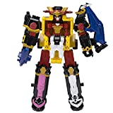 Power Rangers Ninja Steel - Megazord Ninja Steel (Bandai 43595)
