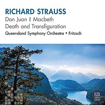 Richard Strauss: Don Juan - Macbeth - Death and Transfiguration